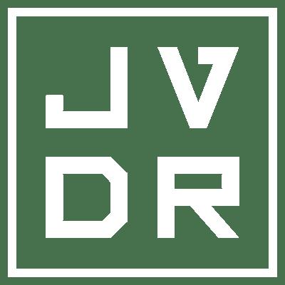 jvdr logo white